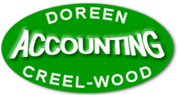 Doreen Creel-Wood Accounting Inc Logo